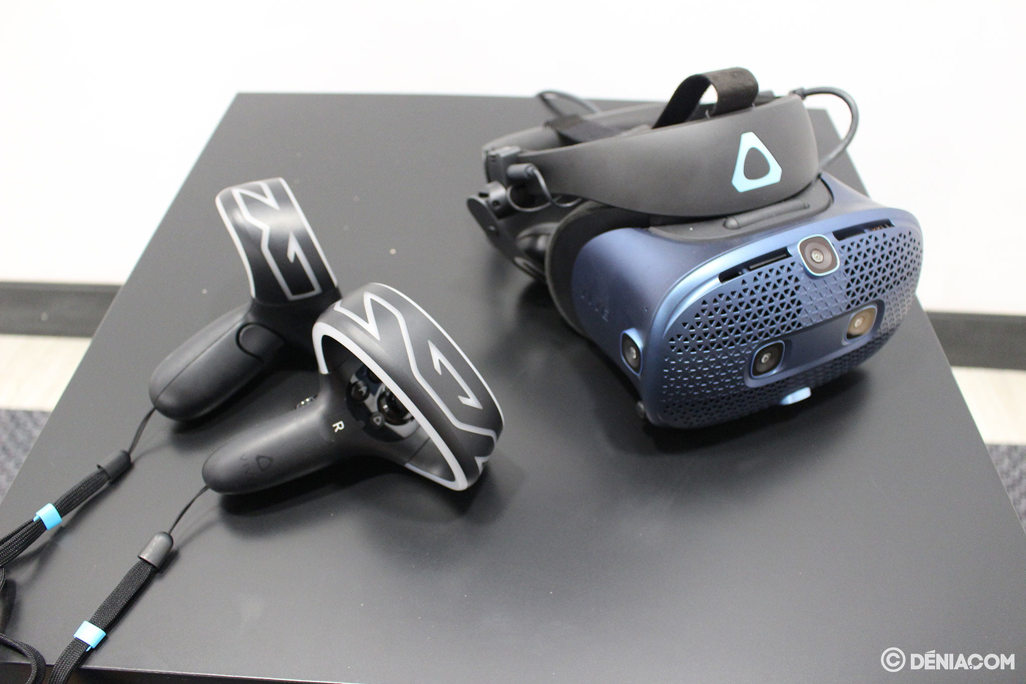 Gafas de realidad virtual – Game Station