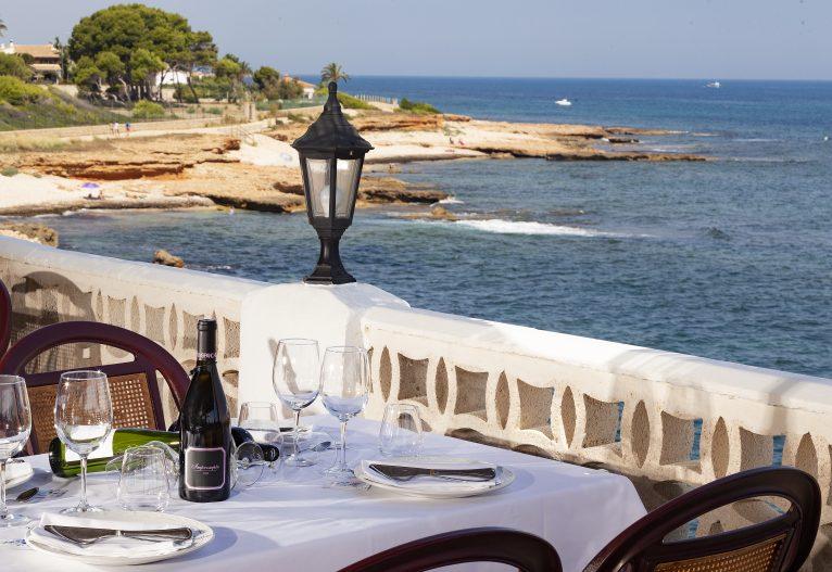 Vista desde el Restaurante Mena
