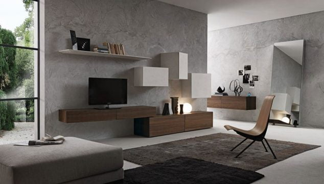 Image: Neutral colors room - Martínez Furniture