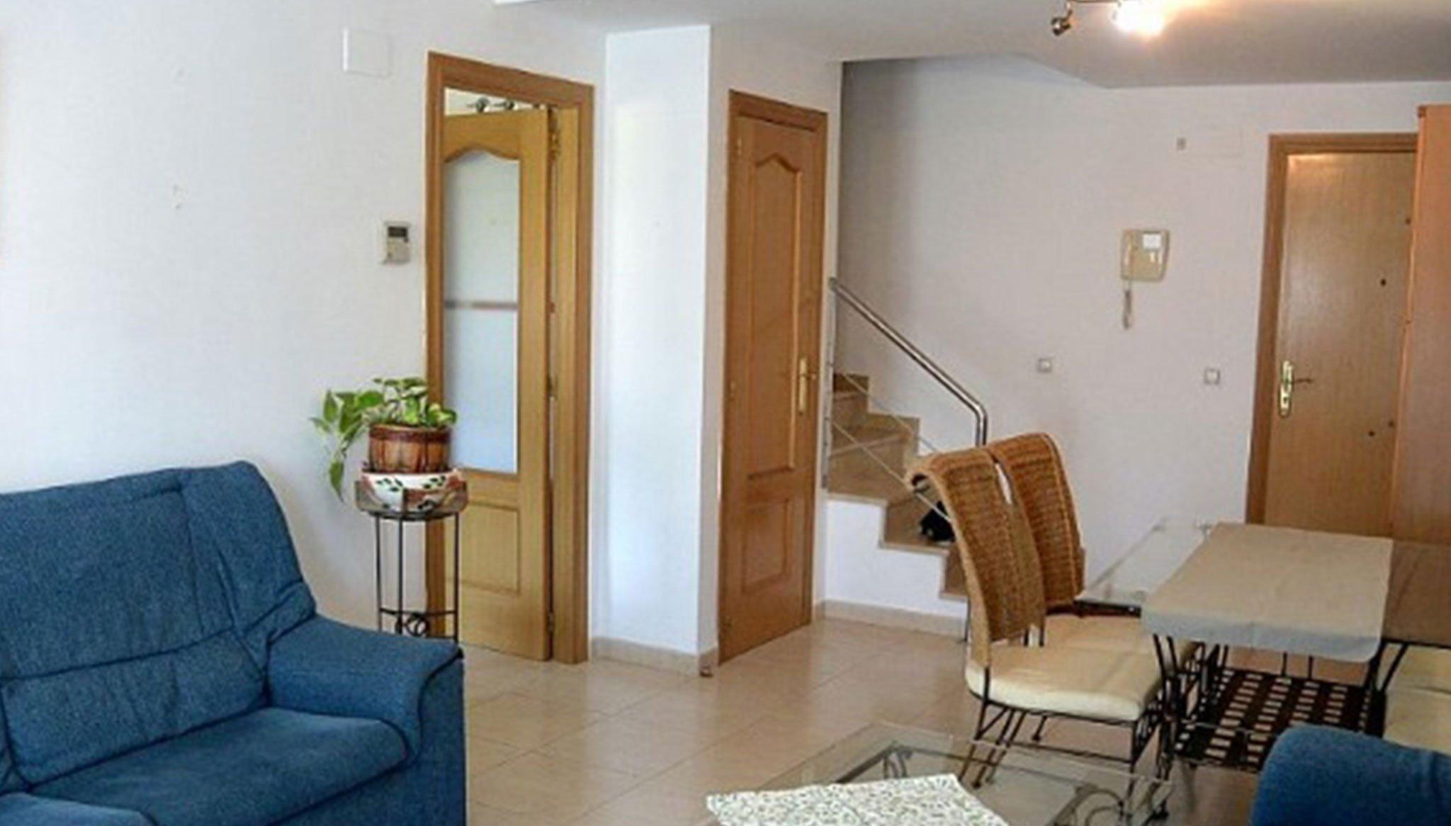 Гостиная в квартире на продажу в Дении - Еврохолдинг