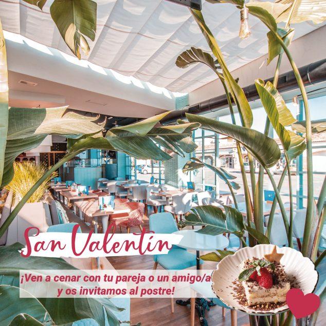 Imagen: Invitación especial en Restaurante Ammos en San Valentín