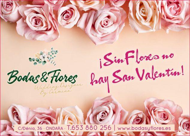 Imagen: Sin flores no hay San Valentín - Floristería Azahar