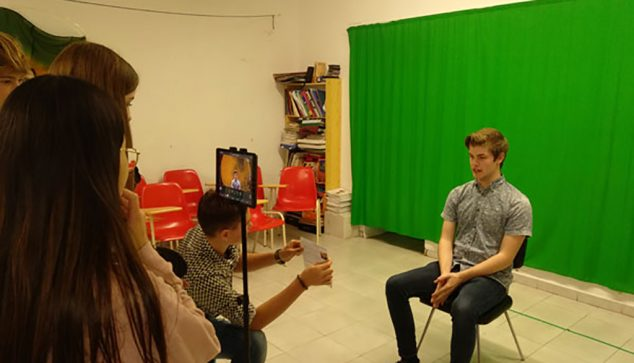 Imagen: Taller de vídeo
