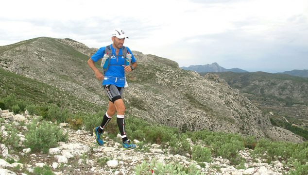 Imagen: Tony Herrera, deportista que ha mejorado su condición física con Bfit