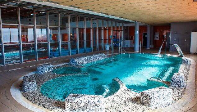 Image: An access to the spa for two people - Centro Deportivo Dénia
