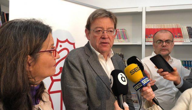 Imagen: Ximo Puig hace balance del seminario