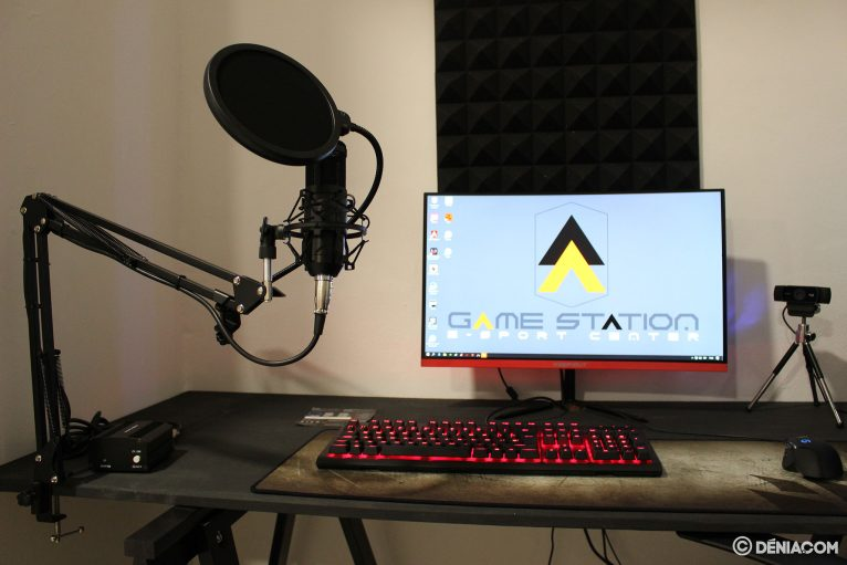 Zona streaming Game Station