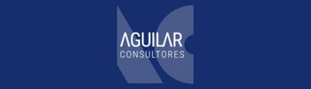 Imagen: Logotipo de Aguilar Consultores