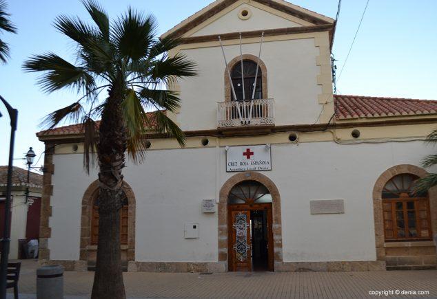 Bild: Lokale Versammlung des Roten Kreuzes