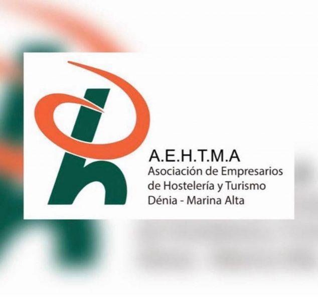 Image: Logo of the Association of Hotel Businessmen of the Marina Alta