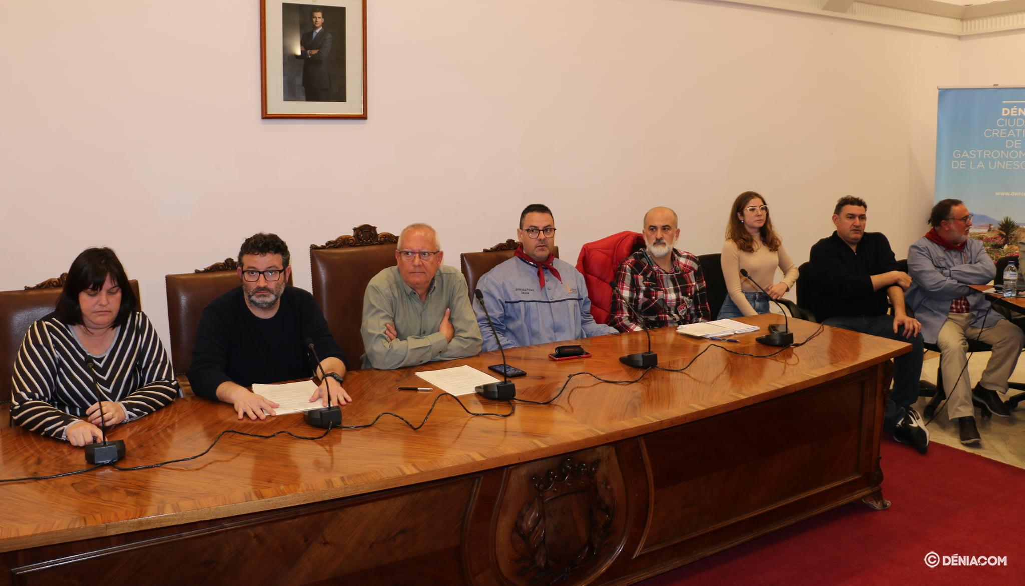 Ajuntament i Junta després de la reunió