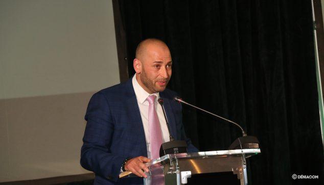 Image: Benito Mestre, président du CEDMA