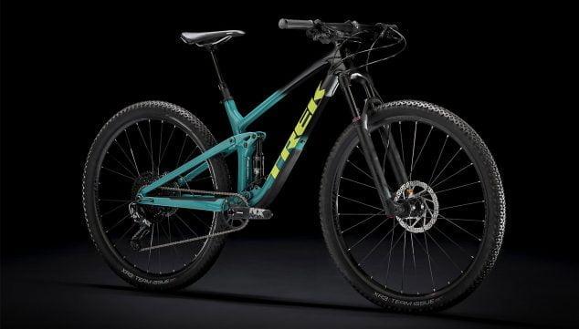Image: Top Fuel 9.7 carbon bike - Extrem Cicles