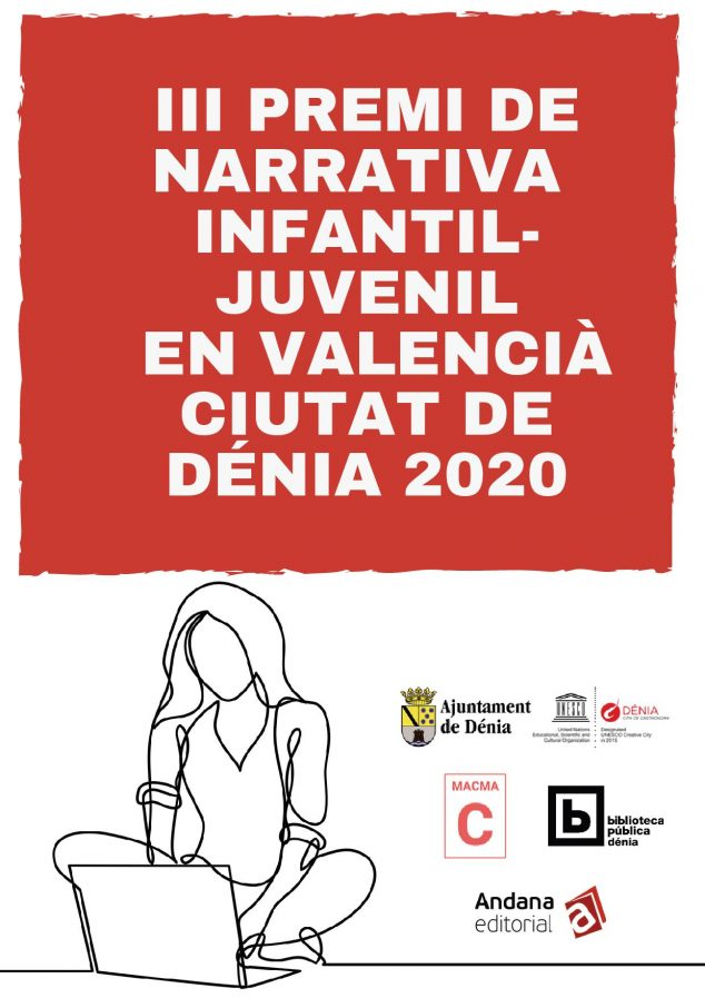 Image: Poster of the III Prize for children's and youth narrative