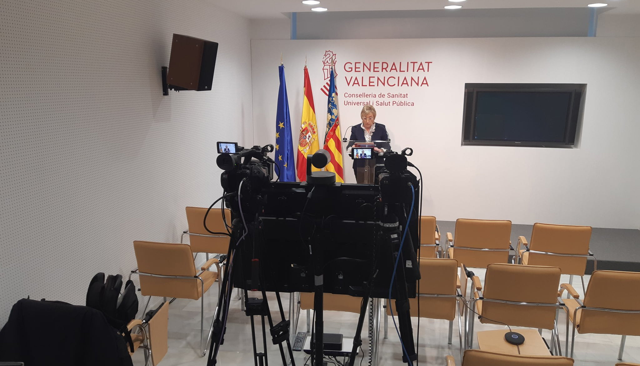 Consellera, Ana Barceló