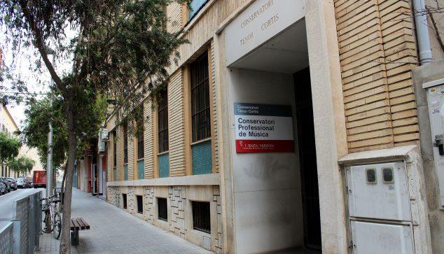 Imagen: Conservatorio Tenor Cortis en Temple Sant Telm