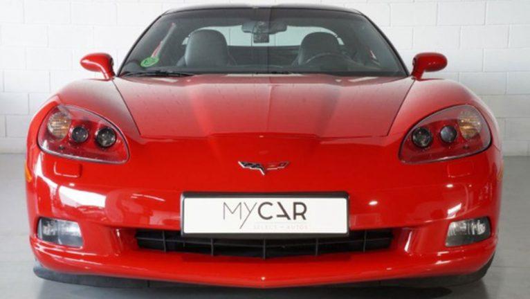 CORVETTE C6 Coupé 6.2 V8 Automatic - MY CAR Select Autos
