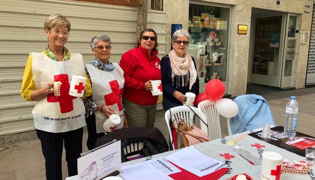 Dia de la bandereta Creu Roja