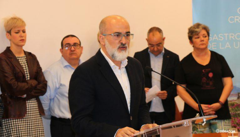 El concejal de Igualdad, Javier Scotto