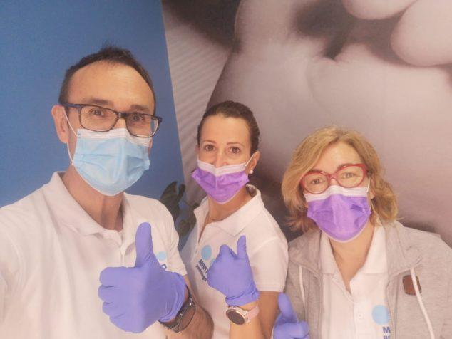 Image: Estévez Podiatric Clinic team
