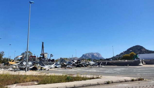 Image: Toll Rubble