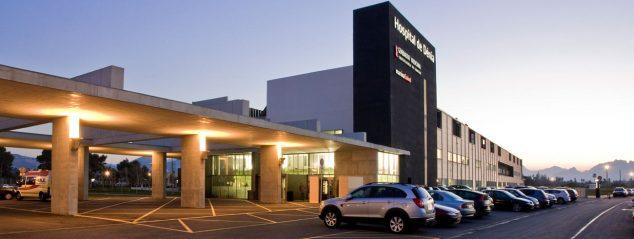 Imatge: Exterior de l'Hospital de Dénia