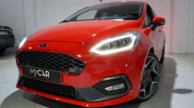 Image: Ford Fiesta 1.5 Ecoboost ST - MY CAR Select Cars