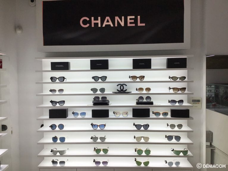 Chanel glasses in Denia - Benjamin Optics