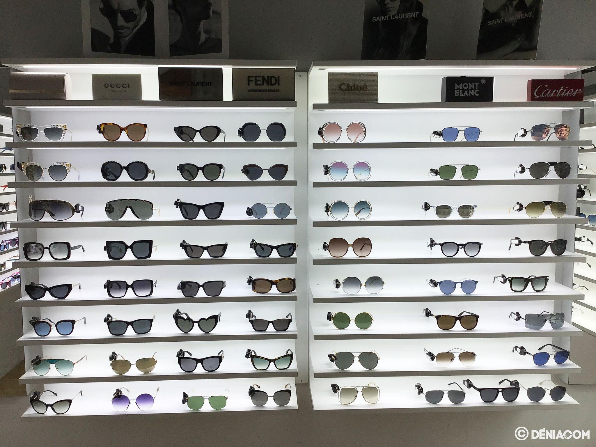Brand glasses in Dénia - Óptica Benjamín