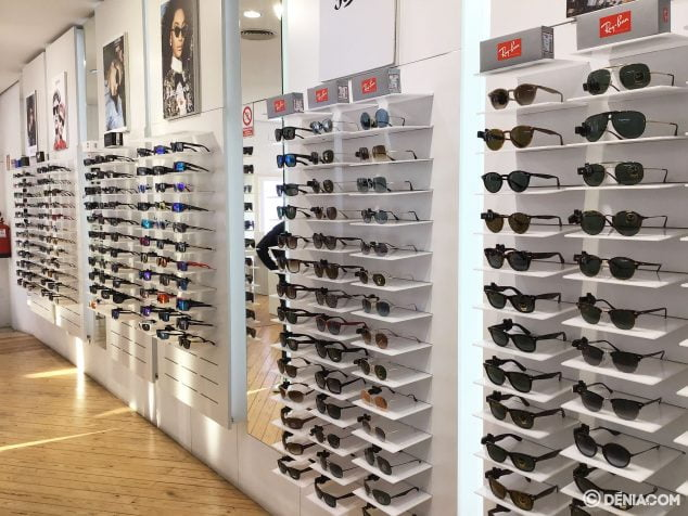 Image: Sunglasses of all prices in Dénia - Óptica Benjamín