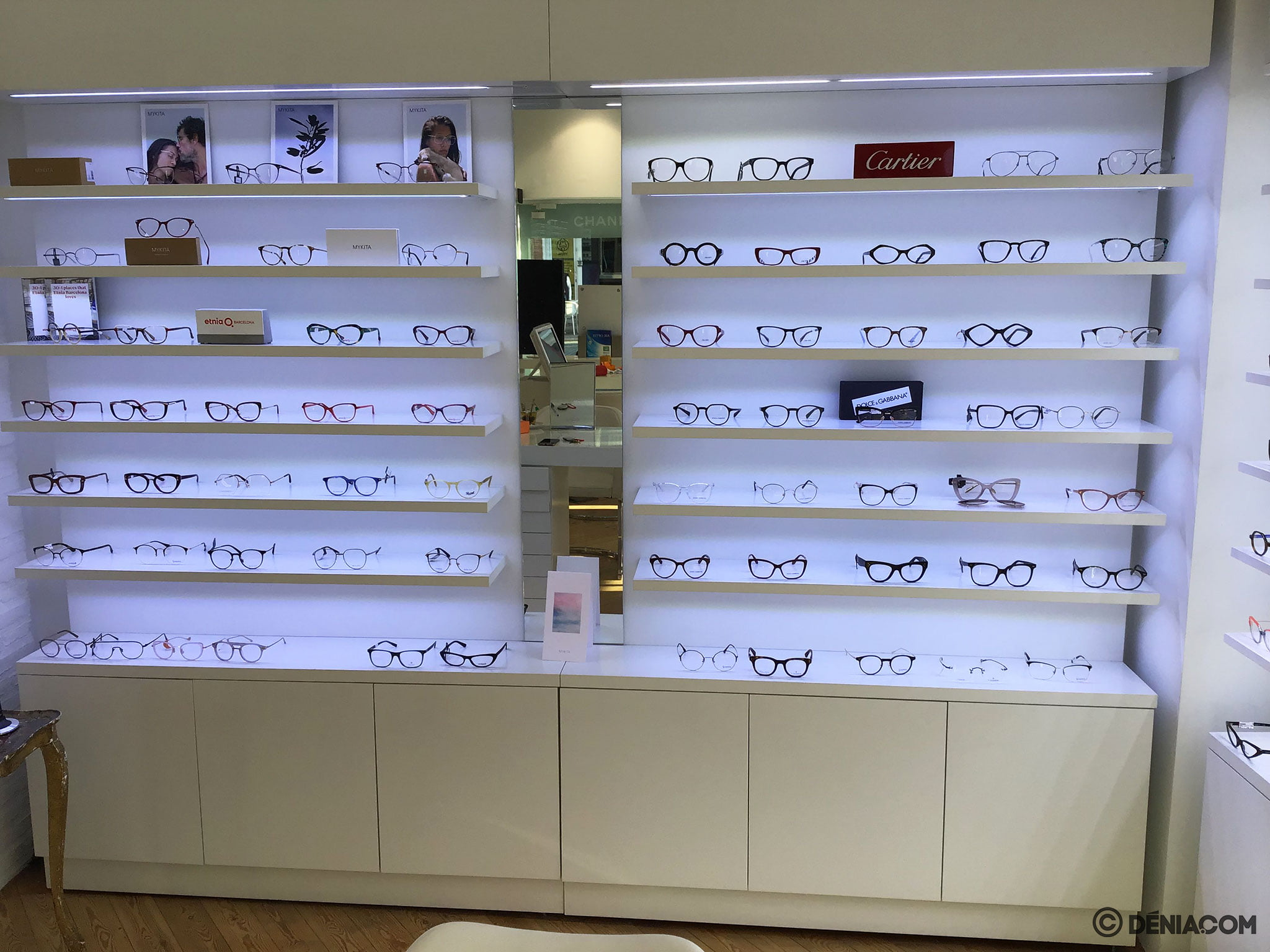 Eyeglasses of all brands in Benjamin Optics