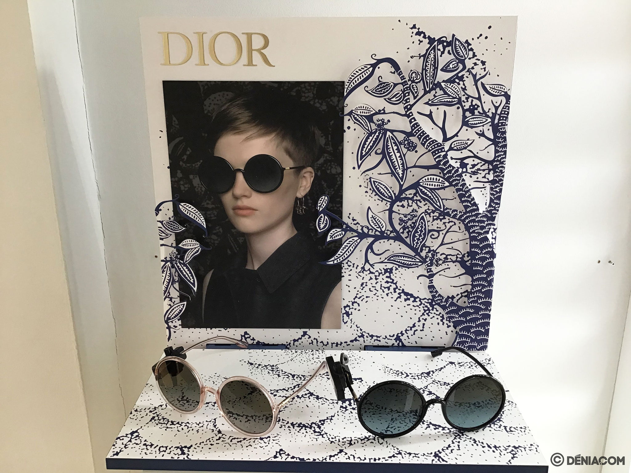 Dior glasses in Dénia - Benjamín Optics