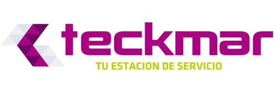 Imagen: Logotipo de Gasolineras Teckmar