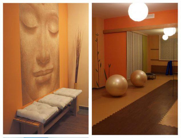 Imagem: As instalações do Center Fisiobioestètic ajudam você a se conectar com sua beleza e seu corpo