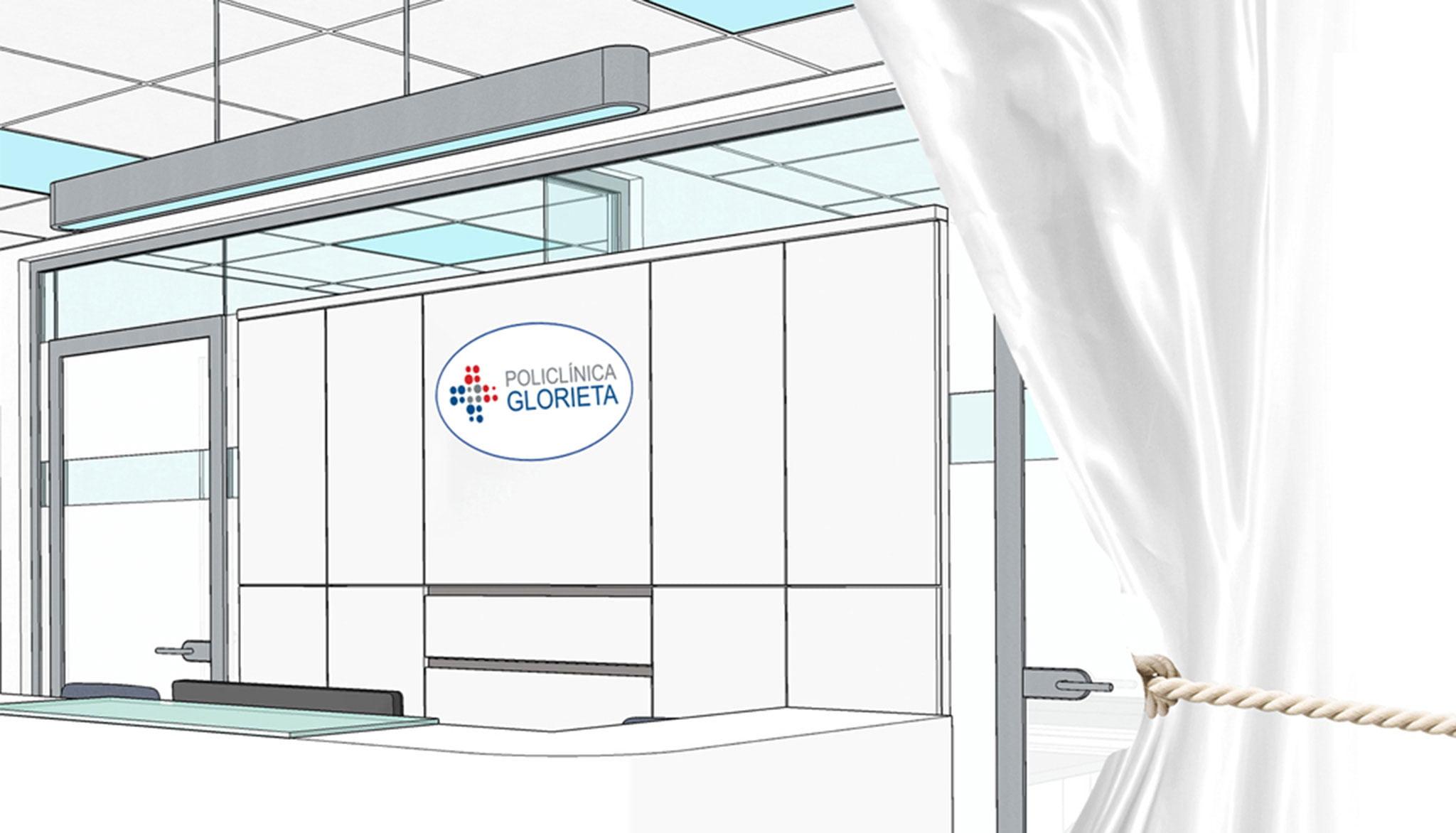 Glorieta Polyclinic facilities