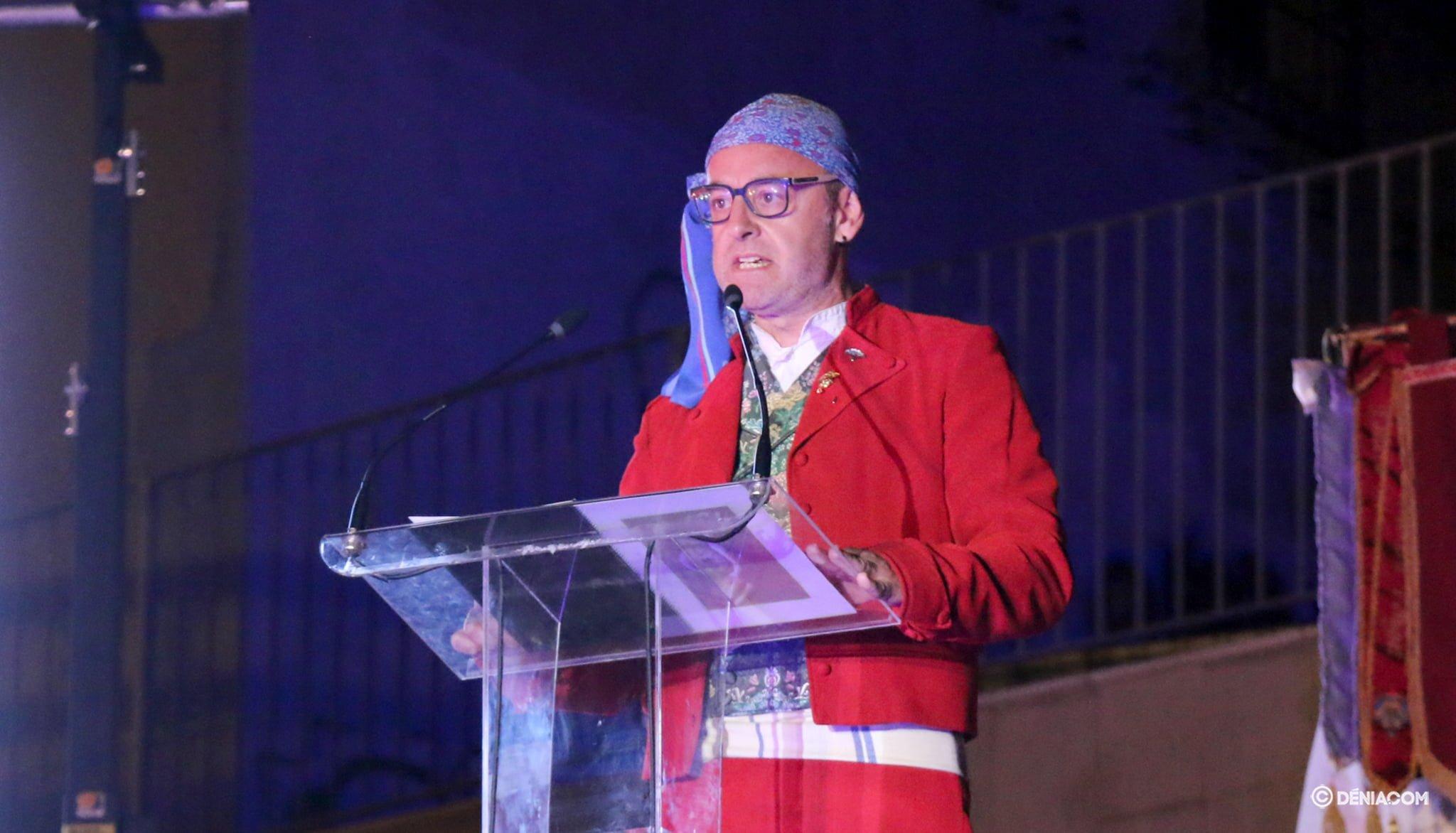Jaime Pérez Puig, pregoner 2020