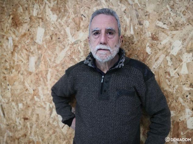 Image: Juan Luis López Escar, professor of Ramón Ortega de Dénia Adult Training during the 90s