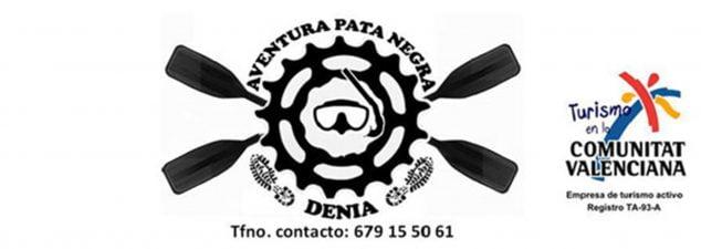 Imagen: Logotipo de Aventura Pata Negra