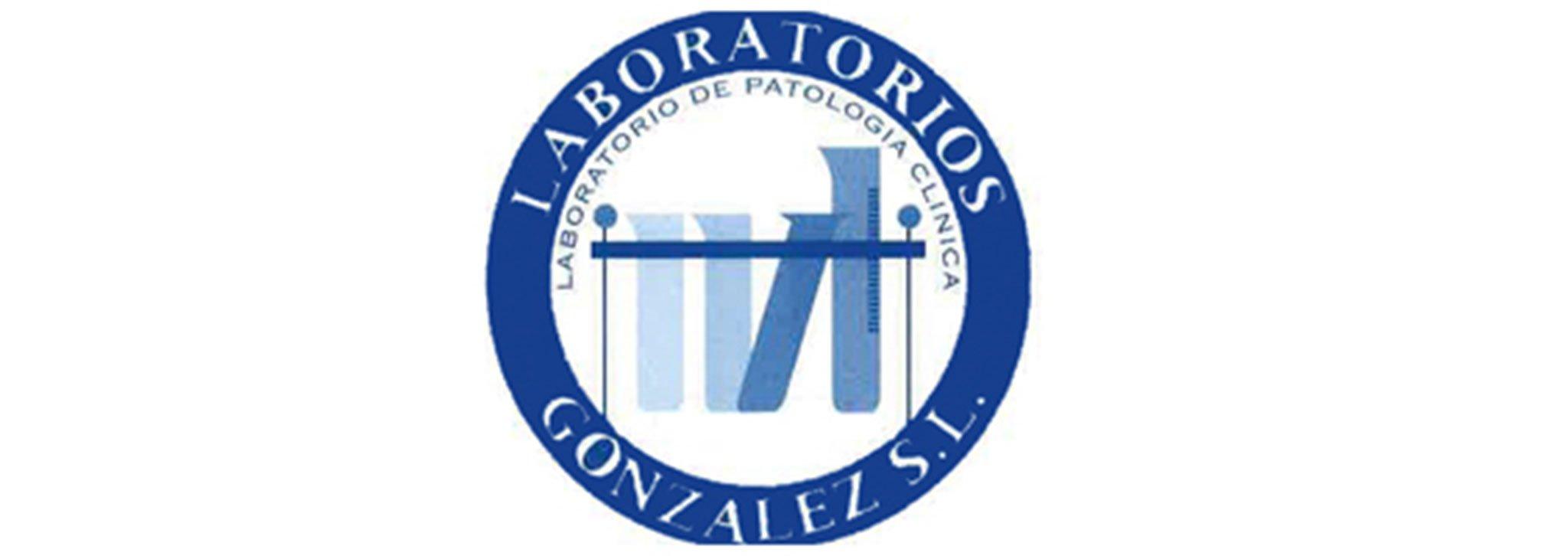 González Laboratories logo