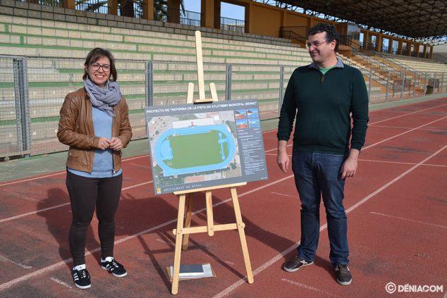 Imagen: Mª José Ripoll y Rául García de la Reina