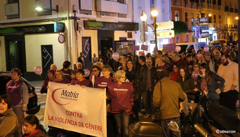 Demonstration address Plaça del Convent
