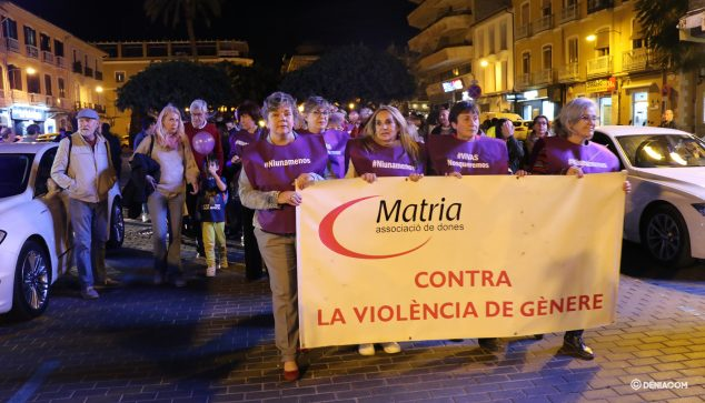 Imagen: Manifestación en la Glorieta