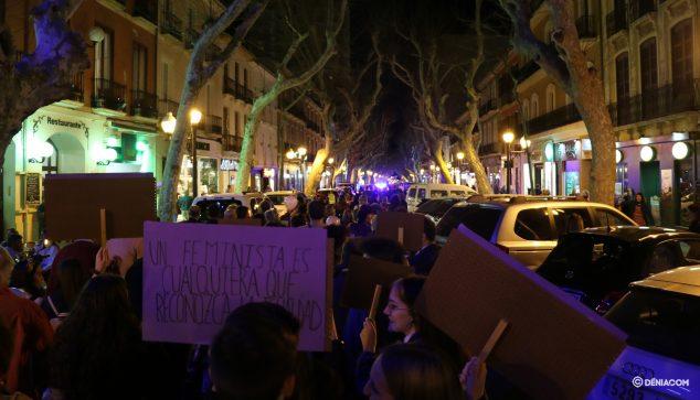 Imagen: Marcha por Marqués de Campo