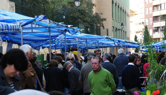 Image: Dénia fruit and vegetable market