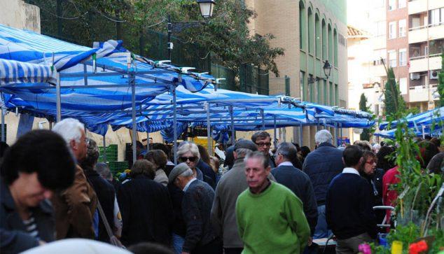 Bild: Dénia Obst- und Gemüsemarkt