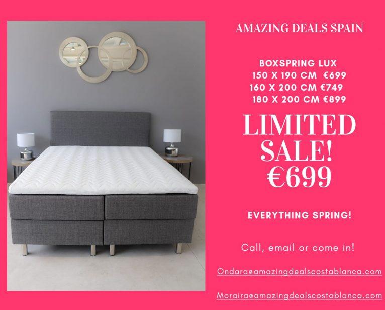 Oferta limitada en Amazing Deals Costa Blanca