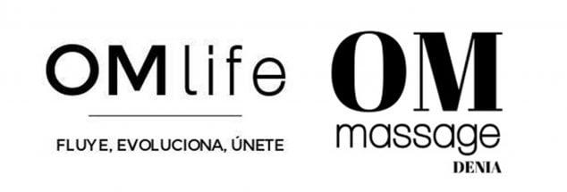 Imagen: Logotipo de Om Life Dénia