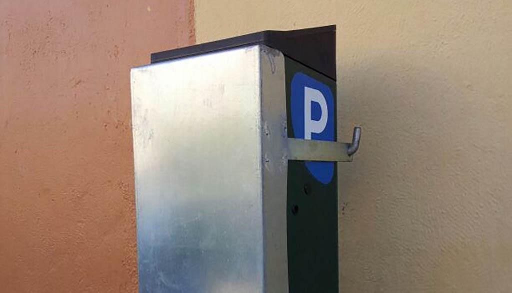 Parchimetro a Dénia