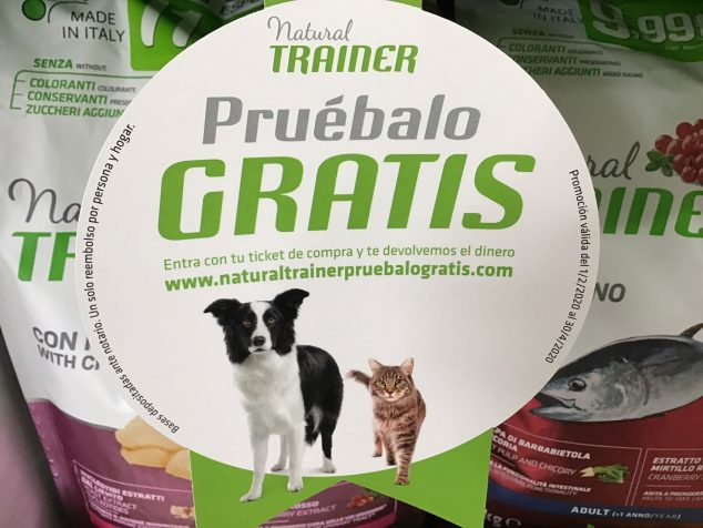 Image: Natural feed Natural Trainer for dogs and cats in Dénia - Santi Mas-Pet services
