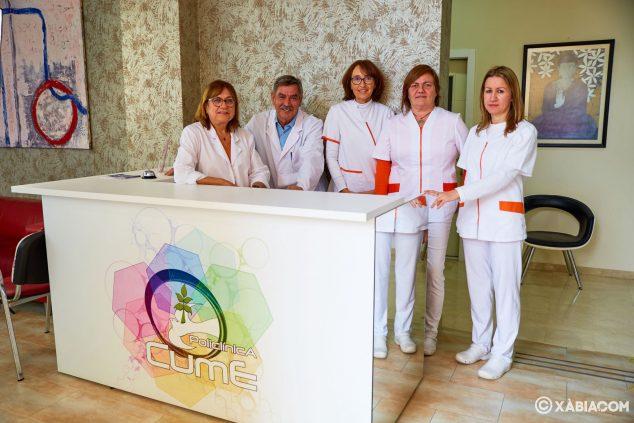 Image: L'équipe Polyclinique CUME veut vous aider à vous sentir bien pendant la quarantaine